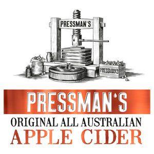 Pressmans Apple Cider 4,5% 50L Keg