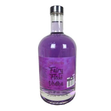 Newy Fairy Floss Grape Vodka 700ml