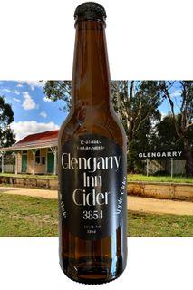 Glengarry Inn Apple Cider Stub 330ml x24
