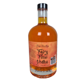 Newy Fairy Floss Orange Vodka 700ml