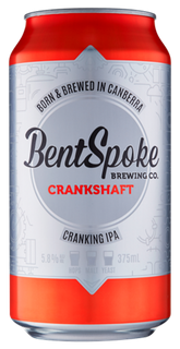 Bentspoke Crankshaft IPA 375ml-24