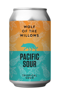 Wolf of the Willow Pacific Sour 355ml-24