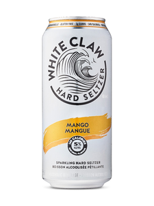 White Claw Mango Can 330ml-24