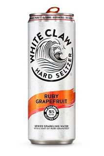 White Claw Ruby Grapefruit Can 330ml-24