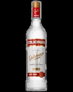 Stolichnaya Vodka 1lt
