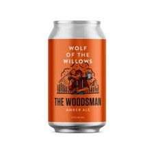 Wolf of the Willows Amber Ale 355ml-24