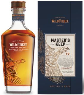 Wild Turkey Masters Keep Bottled in Bond