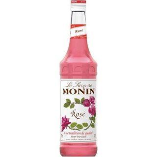 Monin Rose Syrup 700ml
