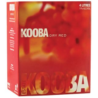 Kooba Dry Red 4LT Cask