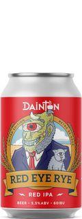 Dainton Retro Redeye IPA Can 355ml-24