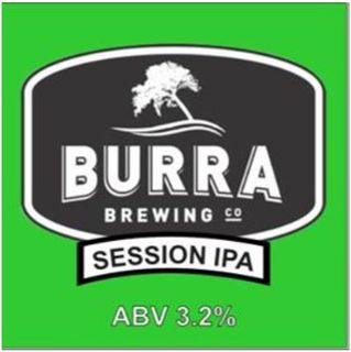 Burra Brewing Session Ale Can 375ml x 24