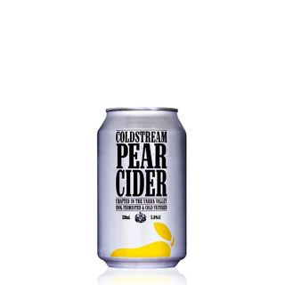 Coldstream Pear Cider Can 375ml-24