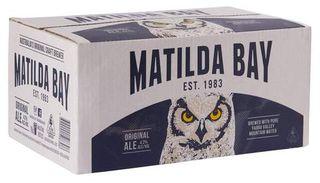 MBB Owl Original Ale Stub 375ml x24