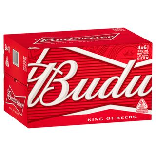 Budweiser 330ml IMPORTED Loose-24