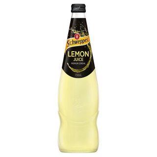Schweppes Lemon Cordial 750ml