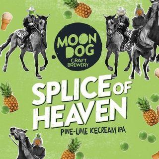 Moon Dog Splice of Heaven IPA Keg 50L