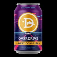 Dainton Overdrive IPA Can 355ml-24