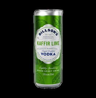 Billsons Vodka & Kaffir Lime 355ml-24