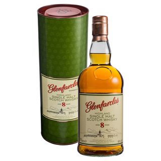 Glenfarclas Whisky 8 Year Old