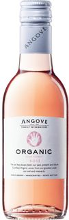 Angoves Organic Rose 187ml X 24