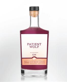 Patient Wolf Blackthorn Gin 500ml