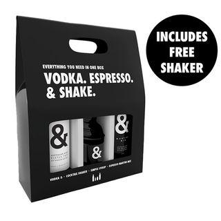 Vodka & Espresso Martini Pack