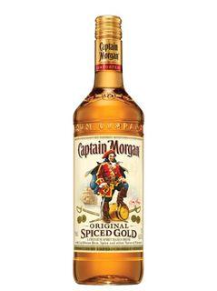 Captain Morgan Spice Gold 750ml [IMPORT]