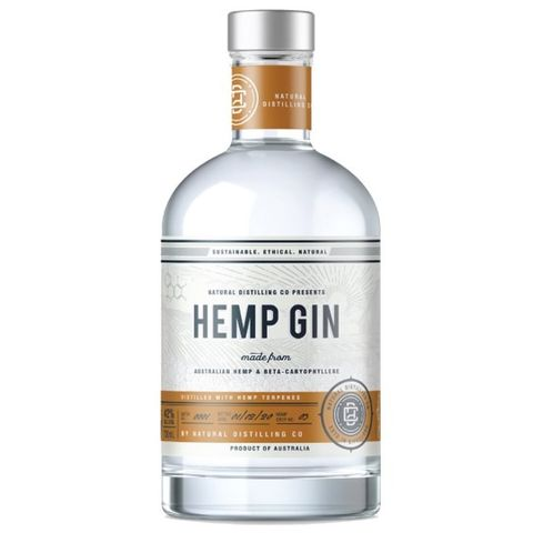 Natural Distilling Co Beta C Hemp Gin