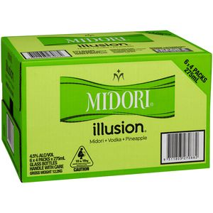 Midori Illusion 275ml-24