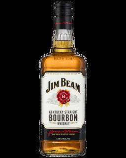 Jim Beam White Label 1lt