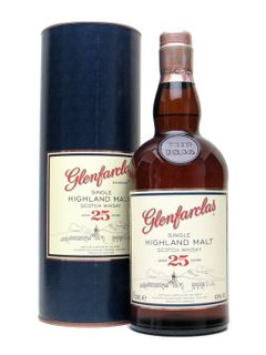 Glenfarclas Whisky 25 Year Old