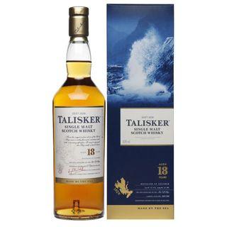 Talisker Single Malt 18 yr old