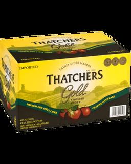 Thatchers Gold Cider 330ml-24