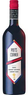 Poets Corner Shz Cab Sauv 750ml