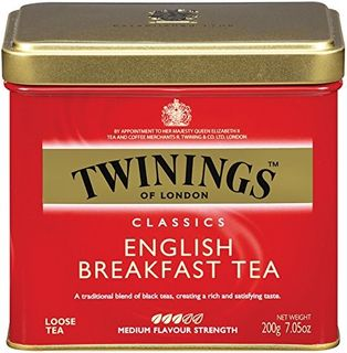 Twinings English Breakfast Loose Leaf