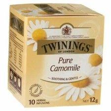 Twinings Camomile Tea Bags 10 PK X 12