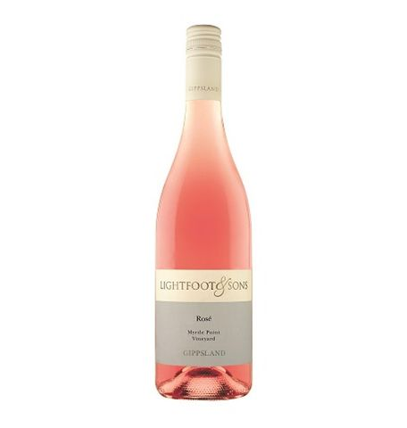 Lightfoot & Sons M/Point Rose 750ml