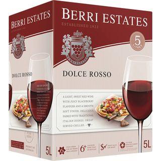 Berri Dolce Rosso (Red Lamb) Cask 5L