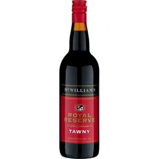 Mcw R R Tawny Port (Red label) 750ml