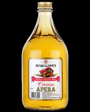 Mcw R R Cream Apera (sherry) Flg 2l