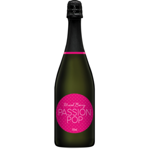 Passion Pop Mixed Berry 750ml