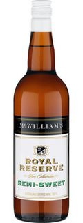 Mcw R R Semi Sweet Sherry   750ml