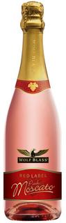 W/Blass Red Label Pink Moscato 750ml