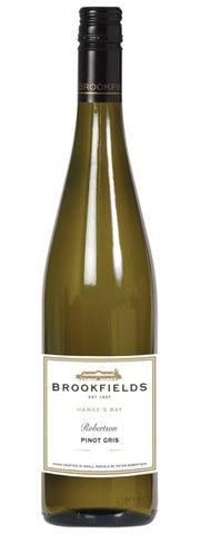 Brookfields Pinot Gris 750ml