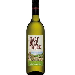 Half Mile Creek Sauv Blanc 750ml