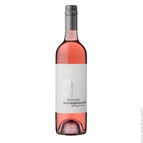Chapel Hill Il Vescovo Sang Rose 750ml