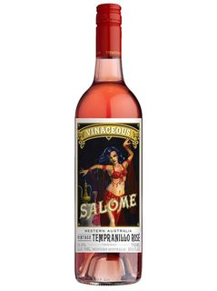 Vinaceous Salome Tempranello Rose 750ml