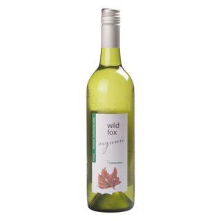 Wild Fox Organic Chardonnay 750ml