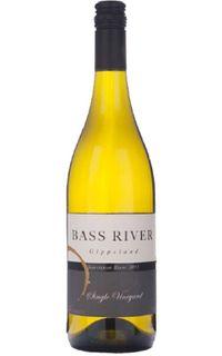 Bass River Single Sauv Blanc 750ml