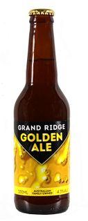 Grand Ridge Golden Ale 330ml-24